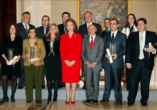 Sandra Camps, premio Reina Sofía contra las drogas