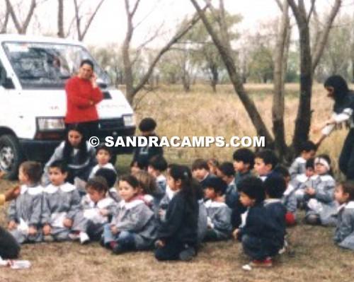 Odisea del voluntariado en San Nicolás (Argentina)
