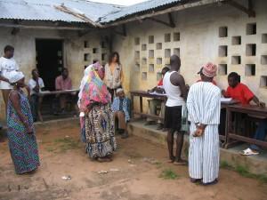 Votación Guinea Bissau