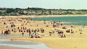 Playa de Mazagón, Huelva